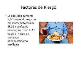 Enfermedad por Reflujo Gastroesofágico y Obesidad