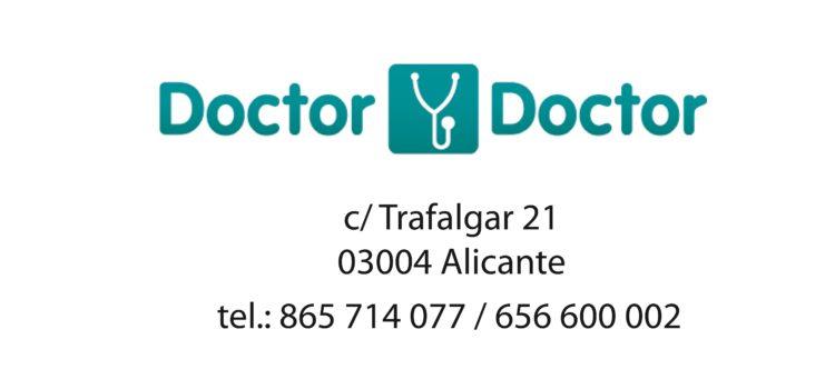 Doctor y Doctor  (Gabinete Médico – Terapéutico)